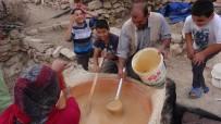 CEVIZLI - Gercüş'te Üzümün Pekmez, Pestil Ve Cevizli Sucuk Yolculuğu