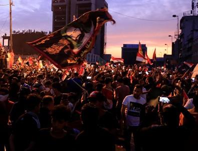 Irak'taki gösterilerde ölü sayısı artıyor!