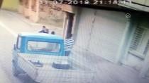 Kapkaççı Kameraya Yakalandı