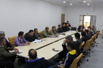 Kars'ta Barınma Hizmet Grubu Değerlendirme Toplantısı Yapıldı