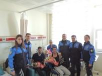 Kars'ta TDP'den Anlamlı Ziyaret