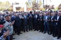 BOZÜYÜK BELEDİYESİ - Kuveyt Camii Tören İle İbadete Açıldı