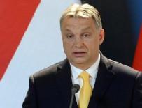 Orban'dan Türkiye'ye destek!