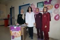 Midyat KETEM Biriminden Meme Kanseri Bilinçlendirme Standı Açıldı