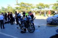 MESUT YILMAZ - Muğla'da Kaza Açıklaması 2 Polis Yaralı