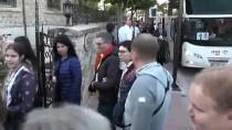 Rus Medya Konseyi Üyesi Gazeteciler Kırşehir'de