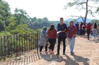 'Şehri Onun Gözünden Gör ' Projesi İle Güver Kanyonu Ve Evdirhan'ı Gezdiler