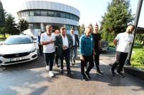 Şenol Güneş'ten Çaykur Rizespor'a Ziyaret