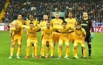 Süper Lig Açıklaması Çaykur Rizespor Açıklaması 1 - MKE Ankaragücü Açıklaması 0 (İlk Yarı)