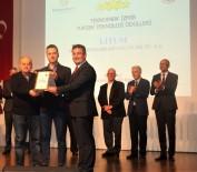 Teknopark İzmir'den Litum'a 'Yılın Teknoloji Şirketi' Ödülü