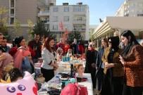 SİNAN ASLAN - Vali Bilmez'in Eşi Yılsonu Sergisinin Açılışına Katıldı
