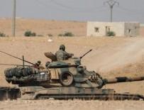 TACİZ ATEŞİ - YPG/PKK'lı teröristlerden taciz ateşi!