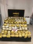 Yüksekova İlçesinde 140 Kilo Toz Esrar Ele Geçirildi