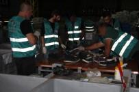Yükümlülerin Paketlediği 450 Bin Çift Ayakkabı Terörden Arındırılan Bölgeye Gönderildi