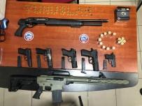 YUNUS TİMLERİ - Yunus Ekipleri Silah Ve Uyuşturucuya Geçit Vermiyor