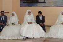 34 Çift, Toplu Düğünle Dünya Evine Girdi