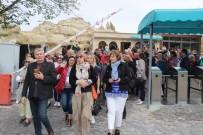 85 Ülkeden 170 Gazeteci Kapadokya'da