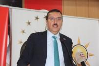 AK PARTİ İL BAŞKANI - Ak Parti Divan Toplantısını Yaptı