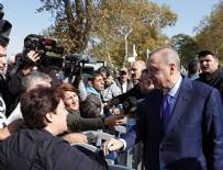 ERKEN EMEKLİLİK - Cumhurbaşkanı Erdoğan'dan EYT açıklaması