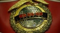 Dünya Şampiyonu Boksör Şükrü Altay, Şampiyonluk Kemeri İçin Ringe Çıkacak