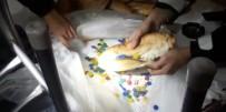 Ekmek İçinden Tombala Pulu Çıktı