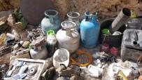 Erzincan'da Terör Sığınak Ve Barınakları İmha Edildi