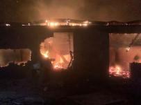 Giresun'da Ev Yangını Açıklaması 2 Ölü