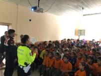 Iğdır'da Öğrencilere Trafik Eğitimi Verildi