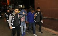 Kahramanmaraş'ta Uyuşturucu Operasyonu Açıklaması 4 Tutuklama
