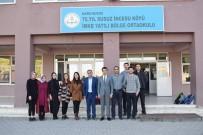 Kaymakam İnam'dan Yatılı Bölge Okulu'na Ziyaret