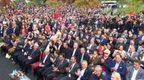 KENT ORMANI - Kemerburgaz Kent Ormanı Açılış Töreni