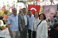 YEREL SEÇİMLER - Kuşadası'nda Cumhuriyet Sevdalıları Bir Araya Geldi