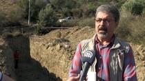 FAY HATTI - Manisa'da 'Deprem Senaryosu' İçin Fay Haritası Çıkarılıyor