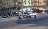 Mardin'de Polis Engelli Vatandaşa Kalkan Oldu
