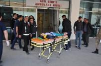 Nurhak'ta Trafik Kazası Açıklaması 9 Yaralı