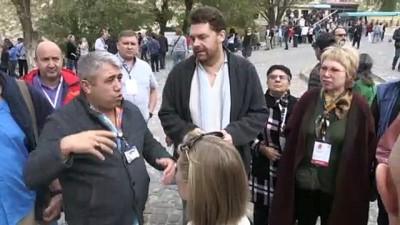 Rus Medya Konseyi Üyesi 160 Gazeteci Kapadokya'yı Gezdi