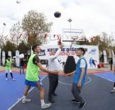 Sultangazi'de Basketbol Turnuvası Düzenlendi