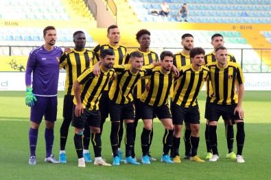 TFF 1. Lig Açıklaması İstanbulspor Açıklaması 1 - Bursaspor Açıklaması 2