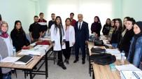 Yenişehir Belediyesi'nden Üniversiteye Hazırlanan Öğrencilere Kitap