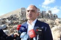 NEMRUT DAĞI - Bakan Ersoy'un Nemrut Programında Belediye Başkanı Fenalaştı