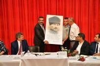 Başkan Çetin Açıklaması 'Adana İçin Elimizi Taşın Altına Koyuyoruz'