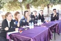 Burdur'da Emniyet Ve Vatandaş 'Huzur' İçin Toplandı
