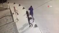 Evlere Dadanan Genç Kız Çetesi Kamerada