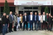 İstihdam Ödülü İşadamına AK Parti Ve İl Genel Meclisi'nden Destek Ziyareti