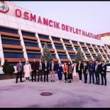 Osmancık Devlet Hastanesi'ne 'Dijital Hastane' Unvanı Verildi