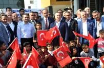 MEHMET YALÇıNKAYA - Şanlıurfa Ve Kilis'te 250 Aileye İnsani Yardım Malzemesi Dağıtıldı
