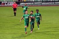 TFF 1. Lig Açıklaması Giresunspor Açıklaması 3 - Eskişehirspor Açıklaması 1