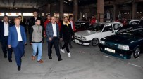 Türkiye'deki Modifiye Araç Tutkunları Bursa'da Buluştu