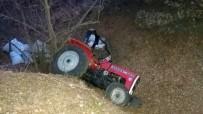 Yozgat'ta Traktör Devrildi Açıklaması 1 Ölü, 1 Yaralı