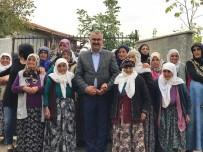 Ahlatcı'nın Köy Ziyaretleri Sürüyor